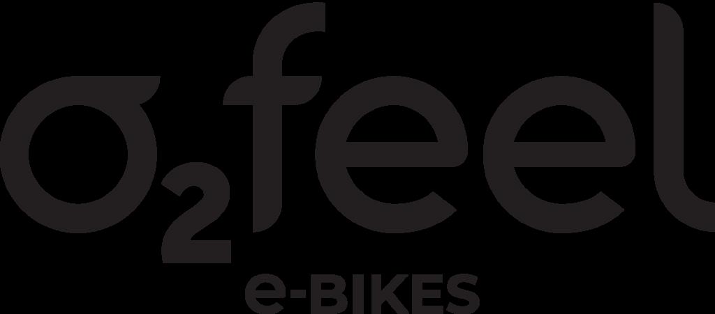 Logo O2feel e-bikes