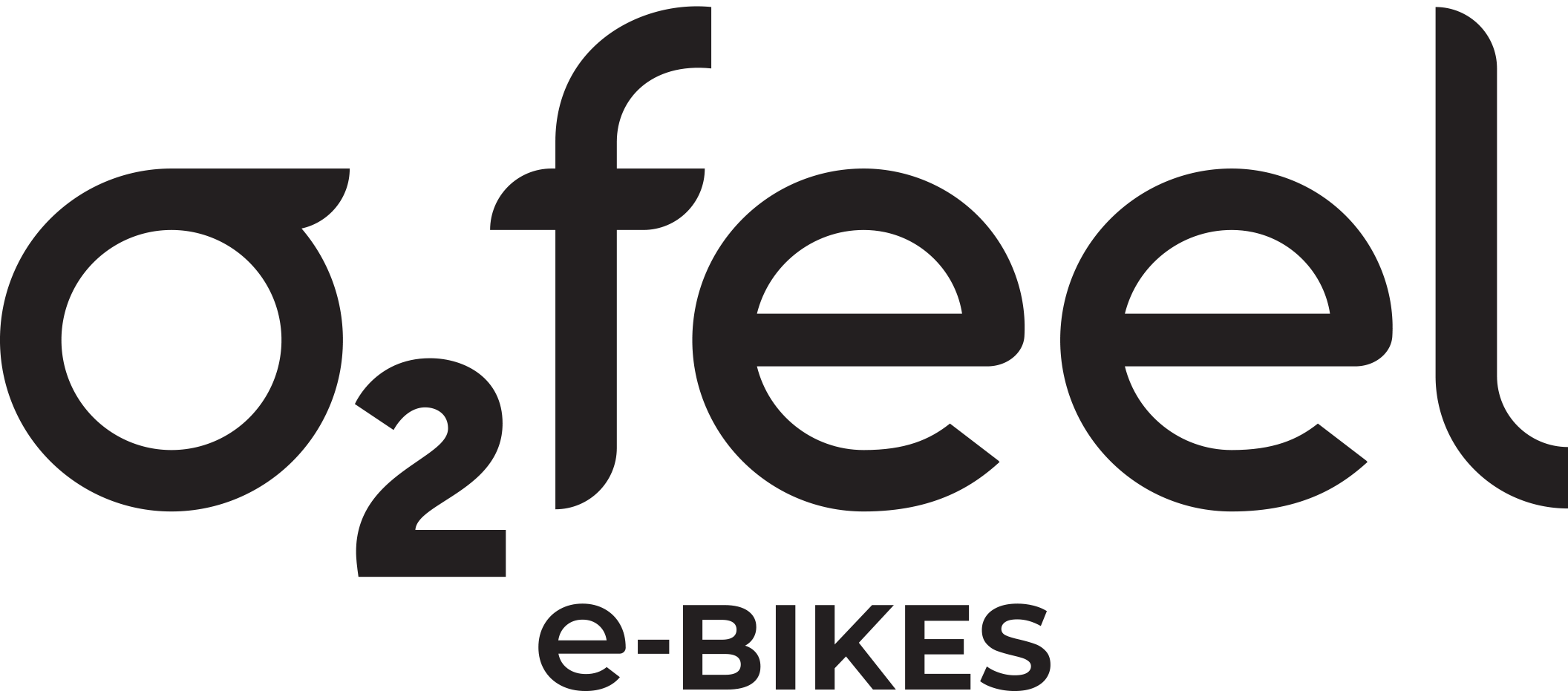 O2feel e-bikes