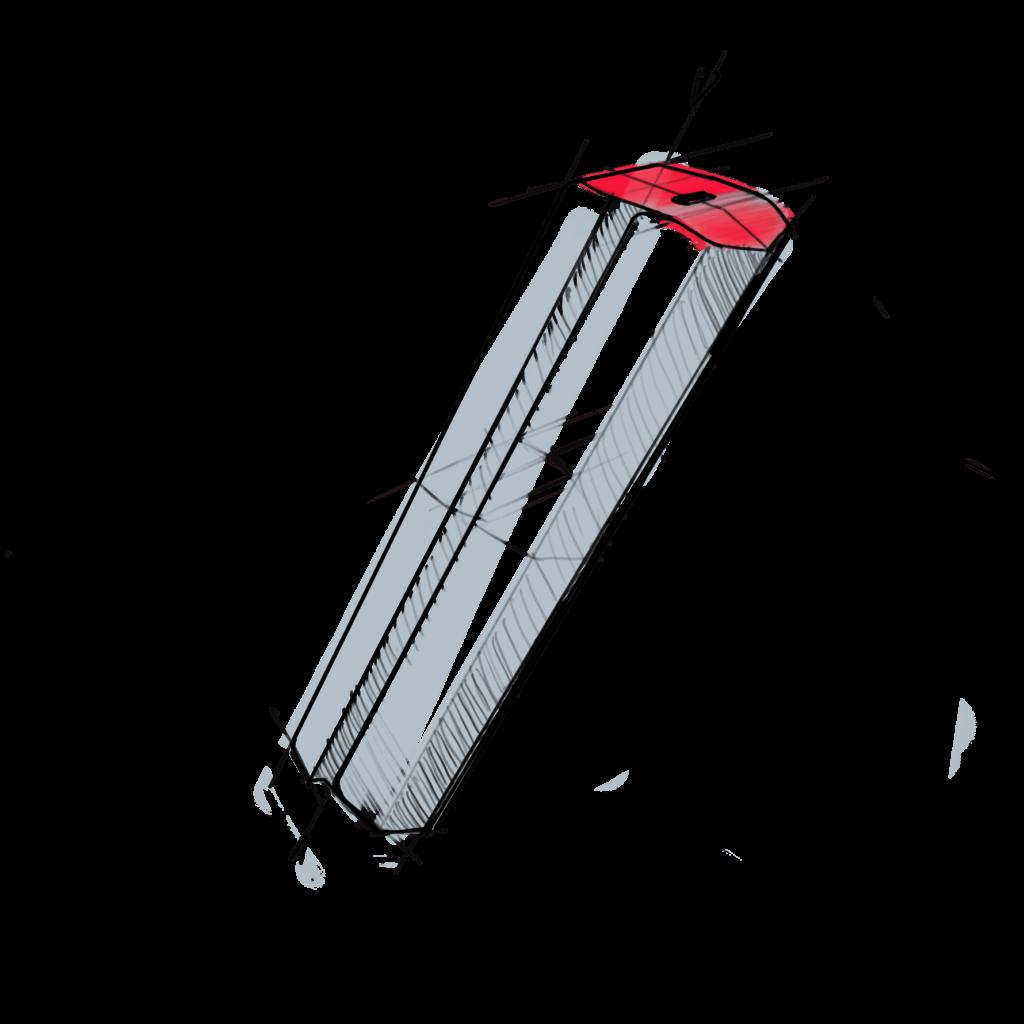 Illustration de la batterie iPowerPack