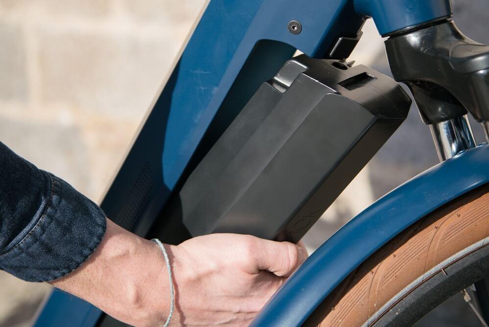 Batterie PowerPack compatible motorisation roue et OES 3 pins
